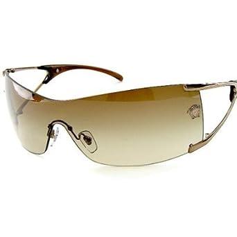 7e224278d1921 New Authentic Versace Sunglasses 2052 1169 13 Brown Gradient Lens Rose Gold Brown  Frames Size 01-40-120  Amazon.co.uk  Clothing
