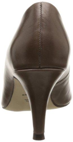 Jonak 10705 - Zapatos de Vestir de cuero mujer marrón - Marron (Asfalto)
