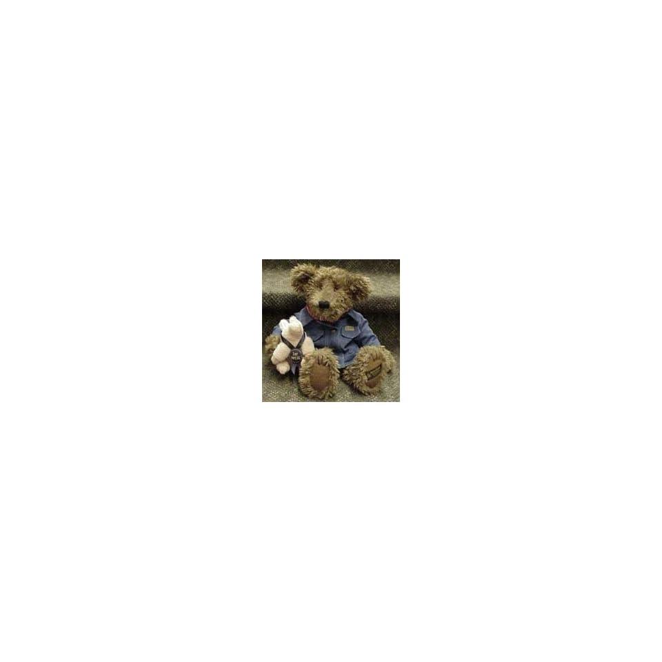 Boyds Bears & Friends/Billy Ray Beanster & Petey Porker