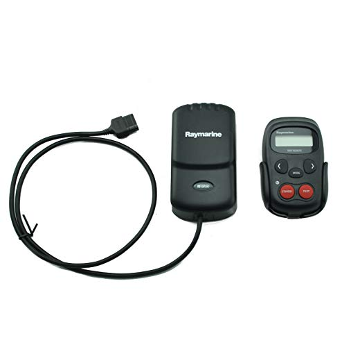 (Raymarine E15024 S100 Wireless Autopilot Remote,)