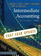 Download Intermediate Accounting, Volume I - Updated (12th, 08) by Kieso, Donald E - Weygandt, Jerry J - Warfield, Terry D [Hardcover (2007)] pdf