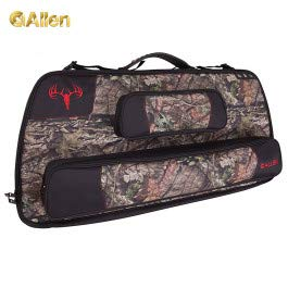 Allen Company Baktrak Connect Bow Case with Convertible Bow Sling, Mossy Oak Break-Up Country, 42