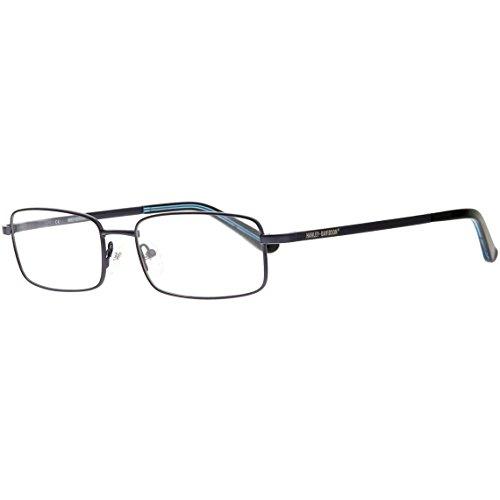 Harley Davidson - Montures de lunettes - Homme bleu Bleu brillant