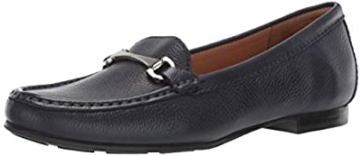 Driver Club USA Womens Leather Grand 2 Loafer Driving Style