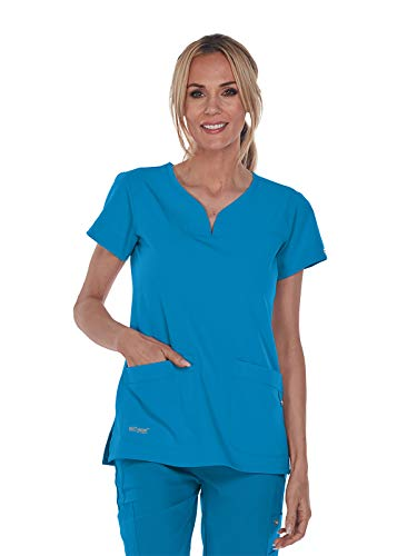 Used, Grey's Anatomy Signature 2121 Women's 2 Pocket Notch for sale  Delivered anywhere in USA