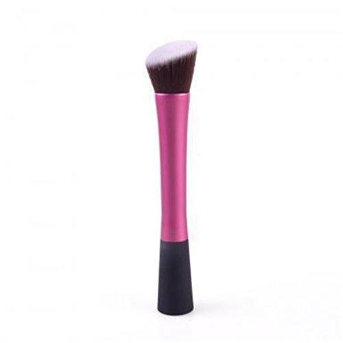 1Pcs Makeup Brushes Facial Care Powder Blush Cosmetics Make Up Brush Tools Foundation Brush 03 (Blush Shaper)