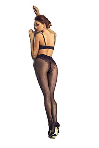 Patrizia Gucci designed for Marilyn w/Diamond Shine Wedding Pantyhose (Milk, M/L) by MARILYN