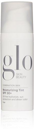 Moisturizing Balm 50ml/1.7oz Skin Care - Glo Skin Beauty Moisturizing Tint SPF 30+ in Fair | Tinted Face Moisturizer with Sunscreen | 4 Shades, Dewy Finish