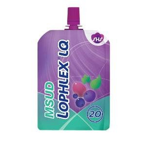 MSUD Lophlex LQ, Juicy Berry 30x125mL