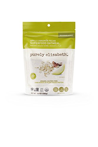 Photo of Purely Elizabeth Apple Cinnamon Pecan Ancient Grain Oatmeal