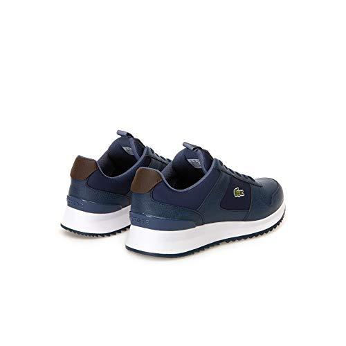 inverno Sneakers Uomo Blu 736spm0022 Lacoste Autunno xH6qd46vIw