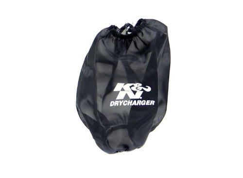 K&n Drycharger Air Filter Wrap (K&N RF-1020DK Black Air Filter Wrap)