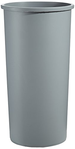 Rubbermaid FG354600 Gray 22 Gallon Untou - Waste Receptacles Round Containers Shopping Results