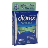 Diurex Original Formula Water Pills, 42 ea