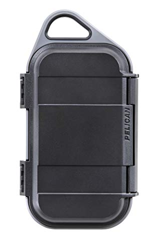 Pelican Go G40 Case - Waterproof Case (Anthracite/Grey)