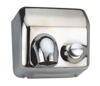 Asciugamano elettrico INOX fotoc. SATINATO 250 JXG [Classe di efficienza energetica A+] Universal Business 1
