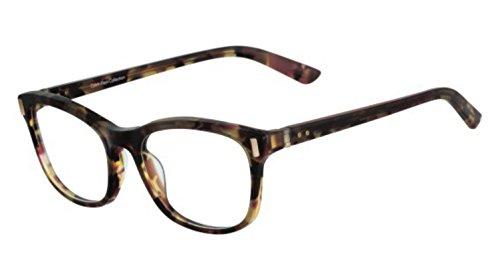 Eyeglasses CALVIN KLEIN CK8534 624 ROUGE TORTOISE by Calvin Klein