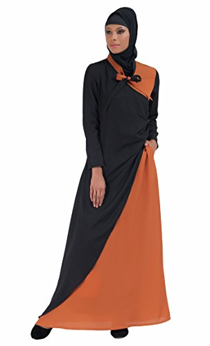 East Para And Vestido Mujer Black Rust Essence OprzEO