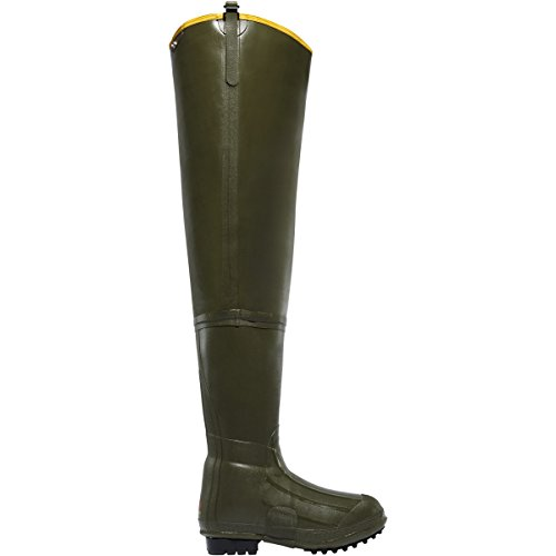 LaCrosse Men's Big Chief 32 Green 600G Wader Boots, 11-Medium - Lacrosse Waders