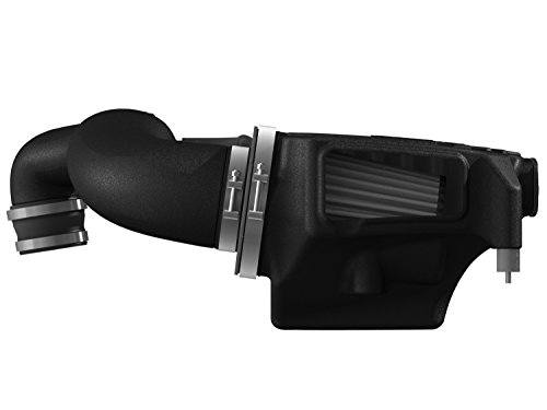 Flow Sealed Air Intake System - aFe Power Momentum GT 51-76202 Jeep Wrangler (TJ)Performance Intake System (Dry, 3-Layer Filter)