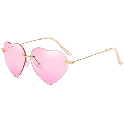 Women's Retro Love Sunglasses, Street Shooting Sunglasses
