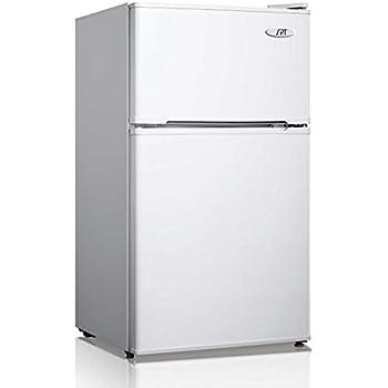 Attrayant Double Door Refrigerator, White