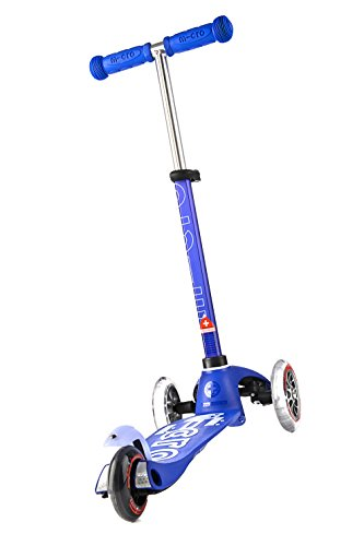 Micro Mini Deluxe Scooter - Blue
