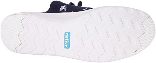 Fashion Apollo Regatta White Sneaker Shell Unisex Chipped Moc Native Rubber Blue Z1gPRP