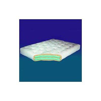 Double Core Foam Futon Mattress - 8