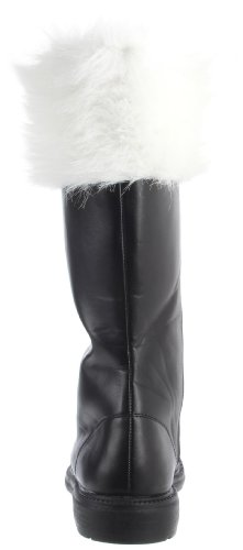 Funtasma SANTA-100 Blk Pu-Wht Faux Fur Size UK 42349 EU