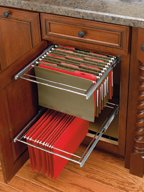 File Drawer System-Two Tier, File Drawer System, 14-3/4