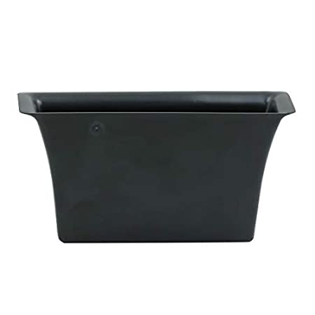 X AUTOHAUX 2pcs Car Front Row Door Side Storage Box Armrest Container for 09-18 Dodge Ram