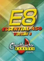 Chartbuster Essential 450 Collection Vol. 8 - 450 MP3G's on SD Card