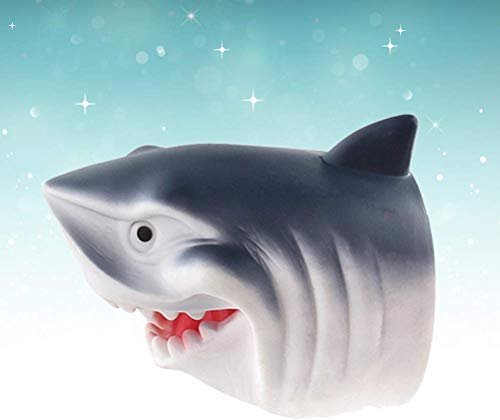 24x7 eMall Rubber Hand Puppets Shark Jungle Animal Friends with Working Mouth for Imaginative Play, Storytelling, Teaching, Preschool & Role-Play. (Shark) (B082HX13KH) Amazon Price History, Amazon Price Tracker