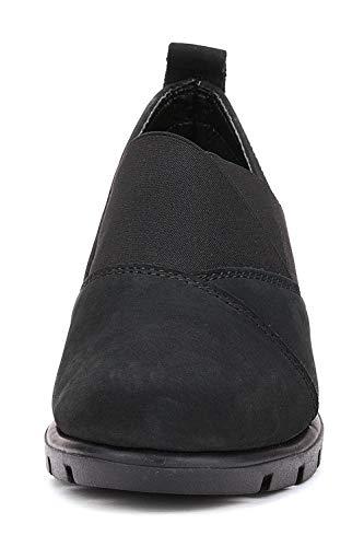 Noir Slipslop The Femme Flexx Chaussure 58547Iwqn