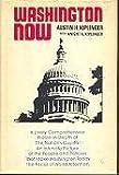 Washington Now, Austin Kiplinger and Knight A. Kiplinger, 0060123974
