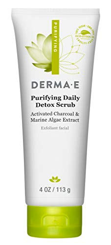 DERMA E Purifying Daily Facial Detox Scrub, 4 - Purifying Cleanser Scrub