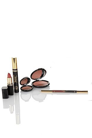 Signature Club A Color and Contour 5 Piece Makeup Kit $92 Value