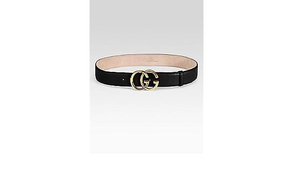 06302626b Amazon.com: Gucci Double G Buckle Belt: Clothing