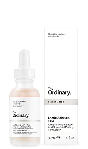 Price comparison product image The Ordinary Lactic Acid 10% + Ha 2% 30ml