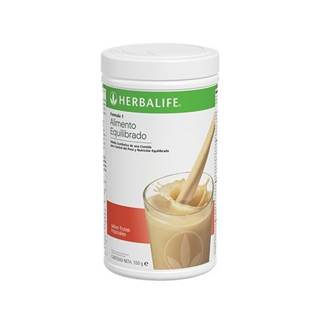 Herbalife F1 batido tropical