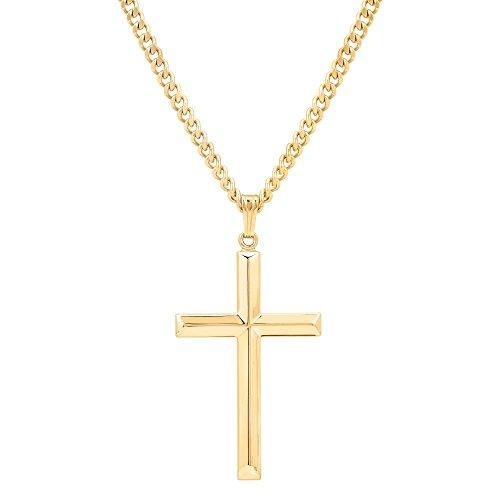 Men's Cross Pendant
