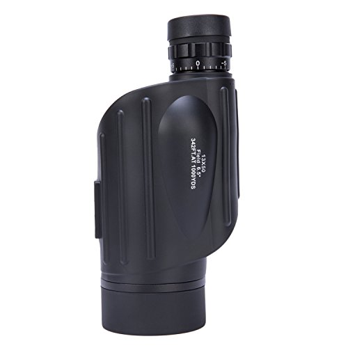 JoyUtoy High Powered 13X50 Monocular Scope with Reticle for