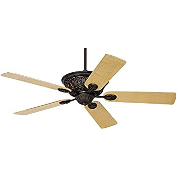 52 Quot Casa Contessa Dark Copper Bronze Ceiling Fan Amazon Com