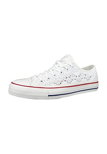 Ox Converse Chuck 549314c Mixte Adulte Speciality Taylor Bianco Iw41OqPw