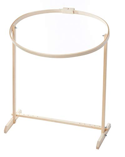 Frank A. Edmunds Oval Hoop with Stand, 5590 ()