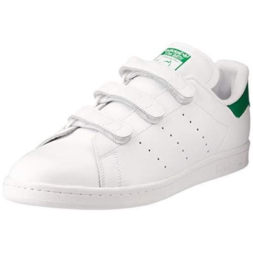 chollos oferta descuentos barato Adidas Stan Smith H Zapatillas de Running para Hombre Blanco Cloud White Collegiate Green Off White 46 2 3 EU