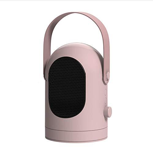 Whryspa El Calefactor cerámico oscilante portátil, con termostato Ajustable, para el hogar o la Oficina doméstica