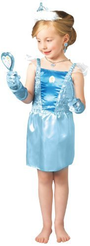 [Cinderella costume and accessories for girls. - 3-5 years/ Toddler-Small by RUBBIES FRANCE] (France Costume For Girls)