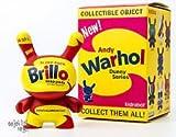 Brillo Yellow 1/20 CHASE Kidrobot Andy Warhol Dunny Vinyl Mini-Figures